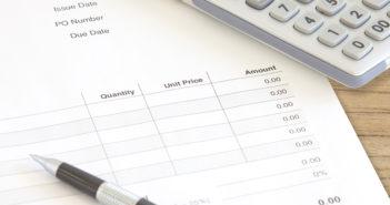 Rechnungsstellung