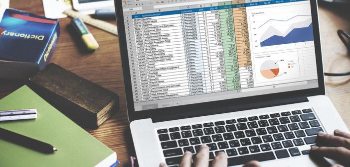 Warenwirtschaftssystem für Excel